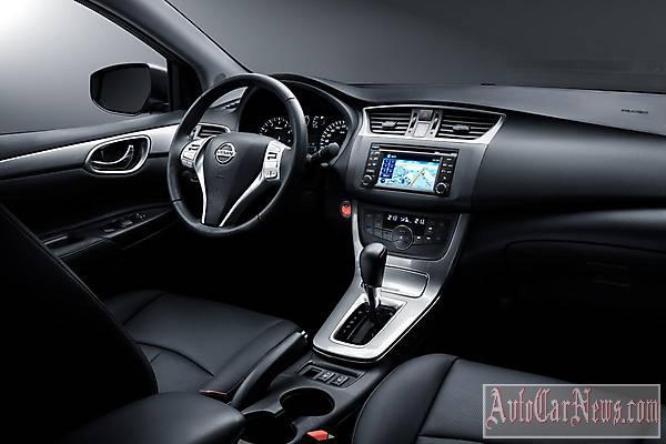 Новый авто фото Nissan Sentra