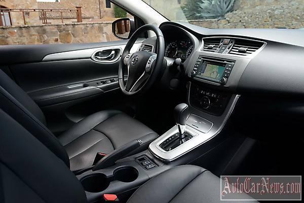 2015 Nissan Sentra фото new