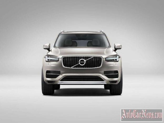 New 2015 Volvo XC90 Photo