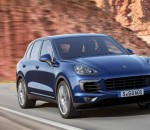 New 2015 Porsche Cayenne Photo