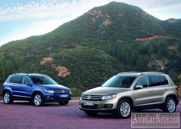 2015 Volkswagen Tiguan Photo