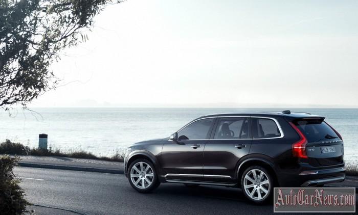 2015 Volvo XC90 Photo