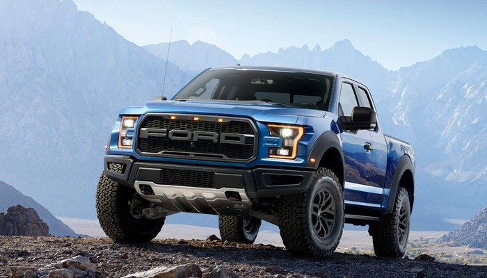2016 Ford F-150 Raptor Photo