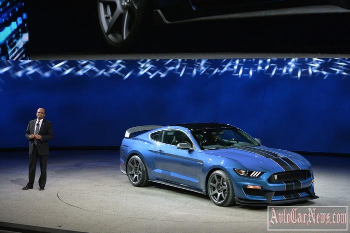 2016 Ford Mustang Shelby GT350R foto