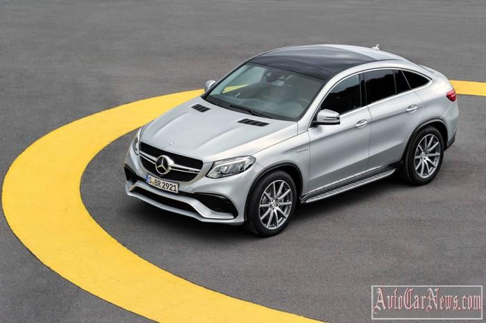 2015 Mercedes-AMG GLE 63 Coupe