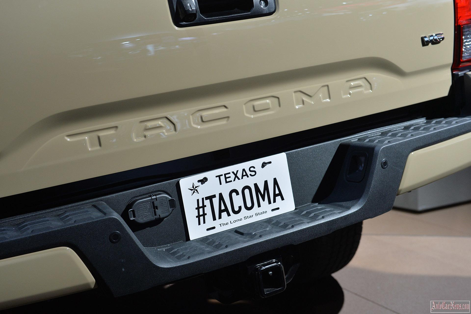 2015 Toyota Tacoma Detroit Photo