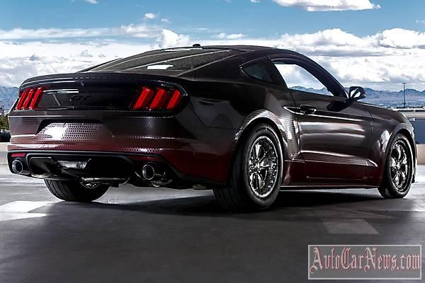 2014 Ford Mustang King Cobra SEMA фото
