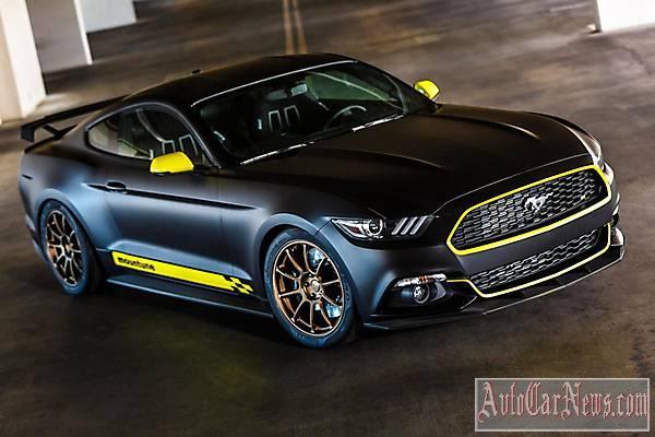 Фото Ford Mustang Mountune SEMA 2014