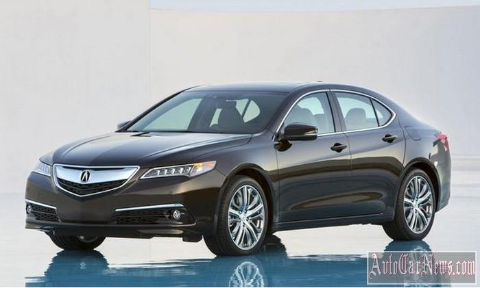 New 2015 Acura TLX Photo