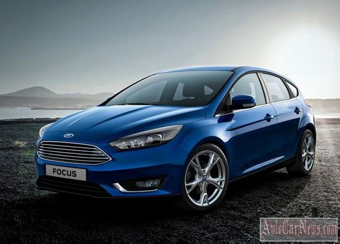 New 2015 Ford Focus Photo