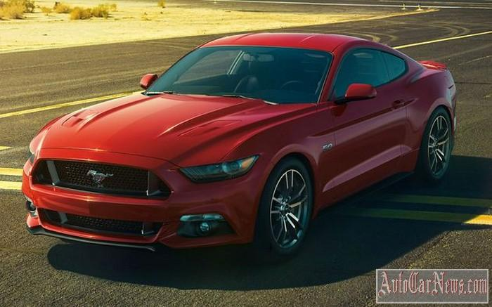 New 2015 Ford Mustang Photo