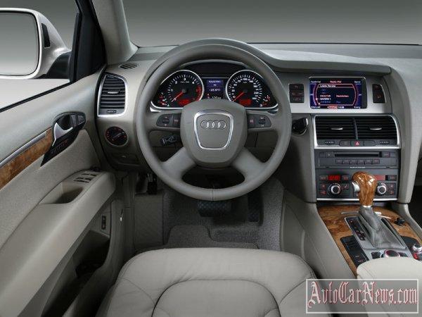 New Audi Q7 photo