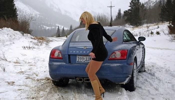 Советы новичкам - вождение зимой