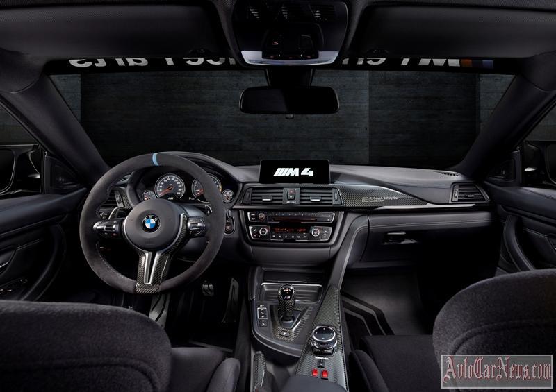 2015 BMW M4 MotoGP Photo