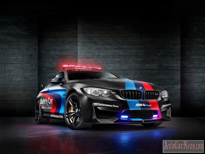 2015 BMW M4 MotoGP Photo