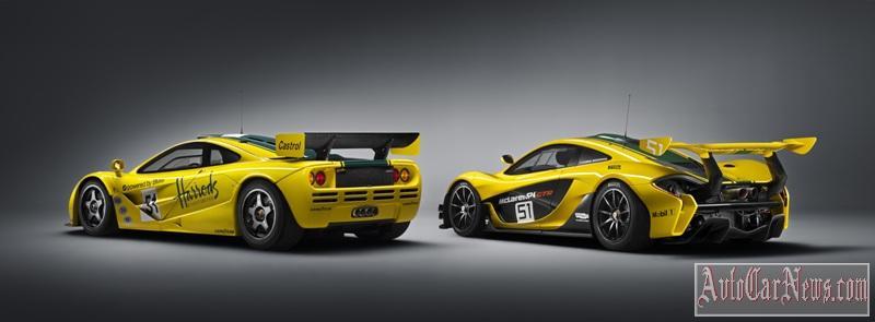 2015 McLaren P1 GTR Photo