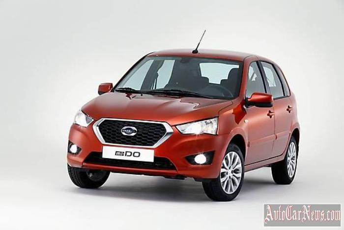 2015 Datsun mi-Do Photo