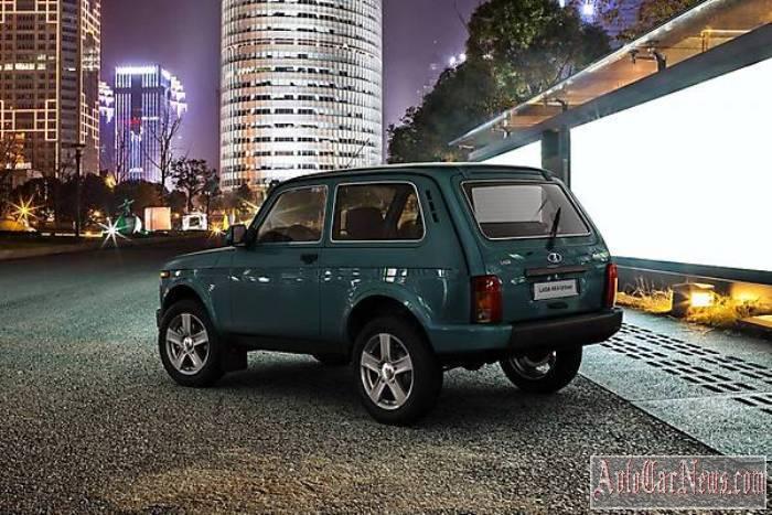 Фото нового авто 2015 Lada 4x4 Urban