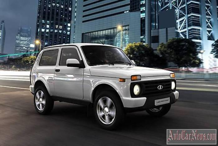 New Lada 4x4 Urban 2015 Photo