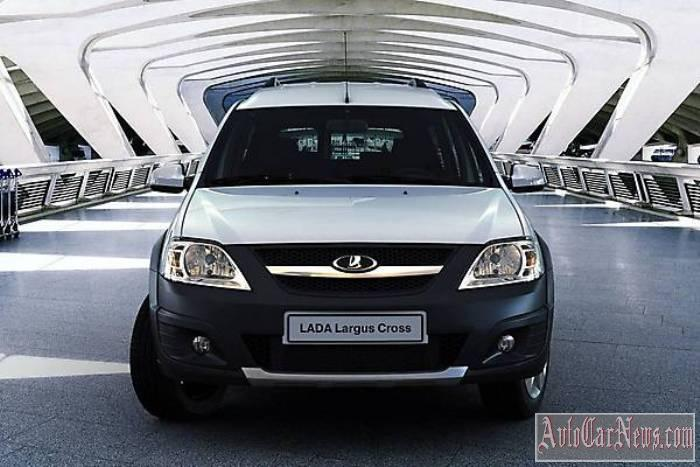 Photo 2015 Lada Largus Cross New