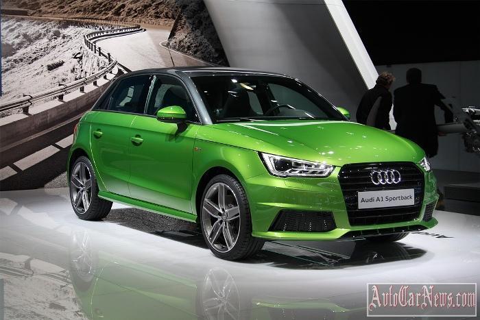 2015 Audi A1 Sportback photo