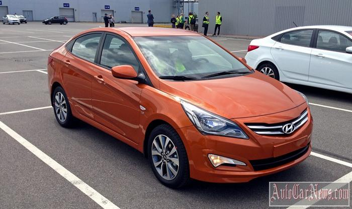 2015 Hyundai Solaris Photo