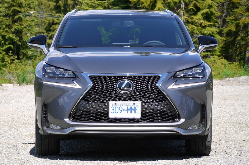 2015 Lexus NX 200t Photo