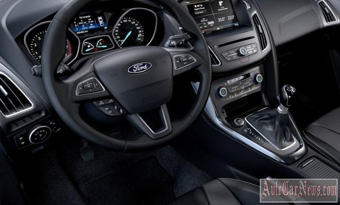 New 2015 Ford Focus VI Foto