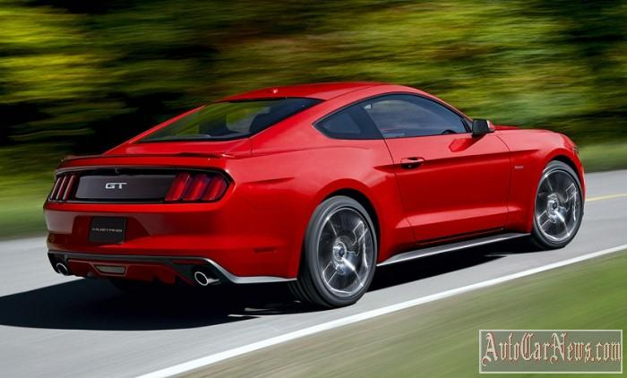 New 2015 Ford Mustang Foto