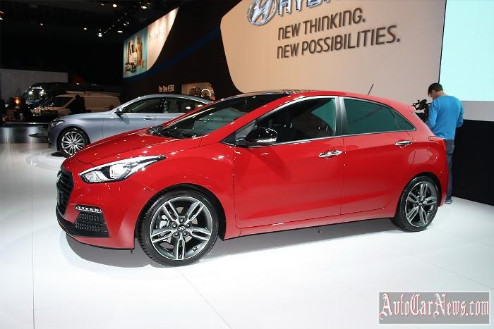 2015 New Hyundai i30 Turbo Photo