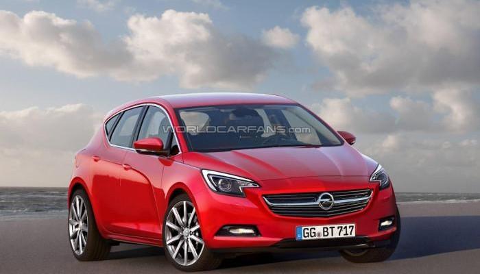 2016 Opel Astra Photo