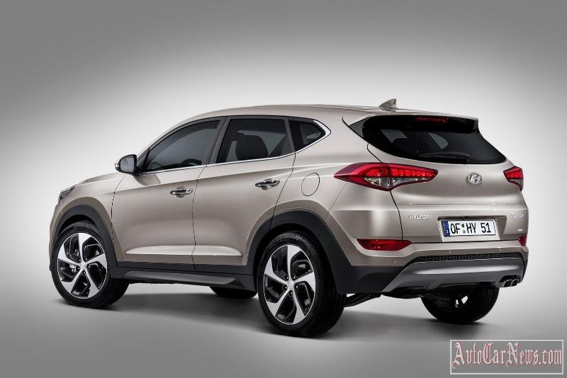 2015 Hyundai Tucson III Photo