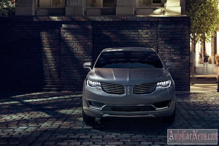 2016 Lincoln MKX Photo