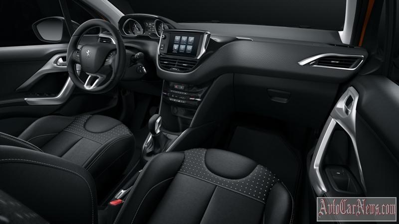 New 2016 Peugeot 208 Photo