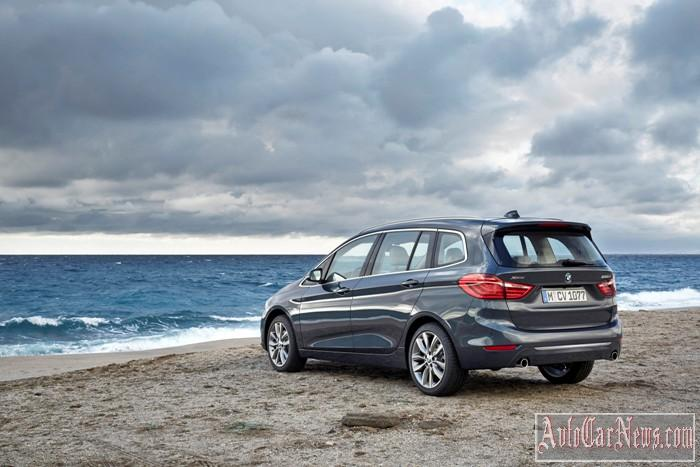 2016 BMW 2 Series Gran Tourer Photo