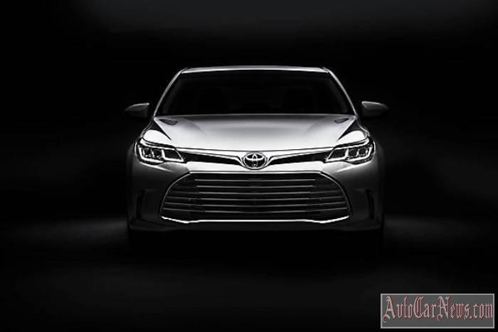 2016 Toyota Avalon Detroit Photo