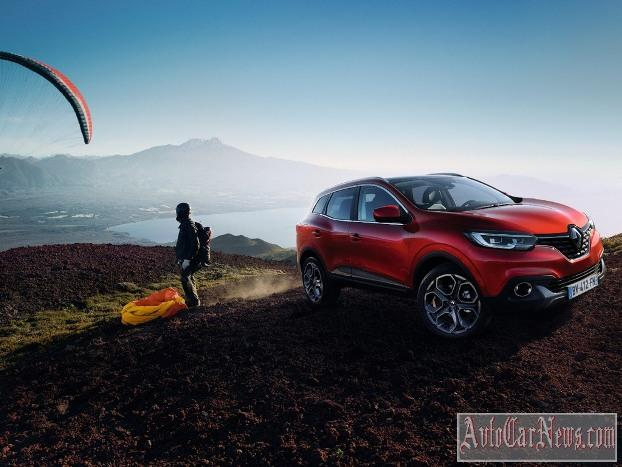 2016 Renault Kadjar Photo