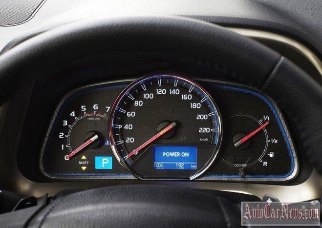 New 2014 Toyota RAV4 Photo