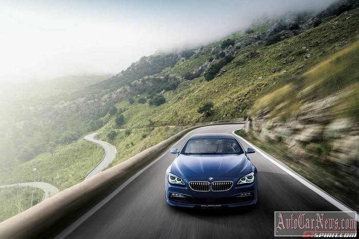 2015 BMW Alpina B5 & B6 Edition 50 Photo