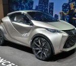 Lexus LF-SA Concept Geneva 2015 Photo