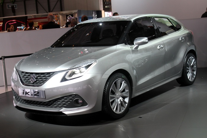 2015 Suzuki iK-2 Concept Photo