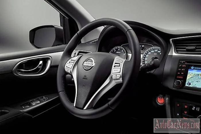 New 2015 Nissan Tiida II Photo