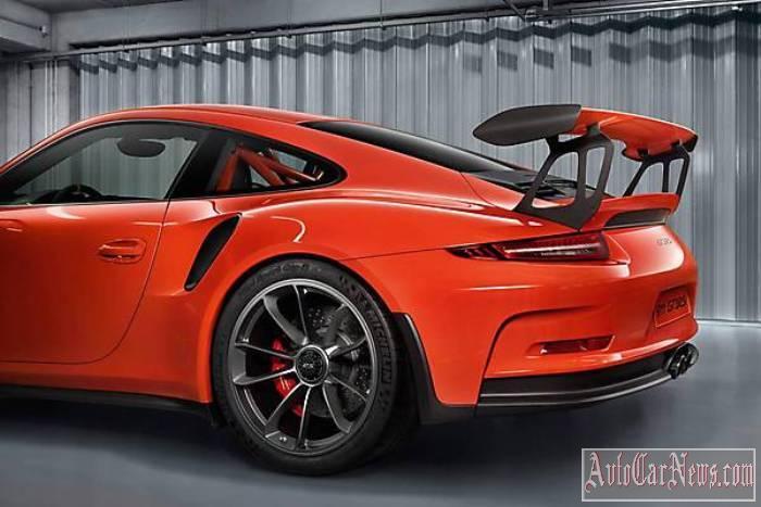 Photo 2015 Porsche 911 GT3 RS