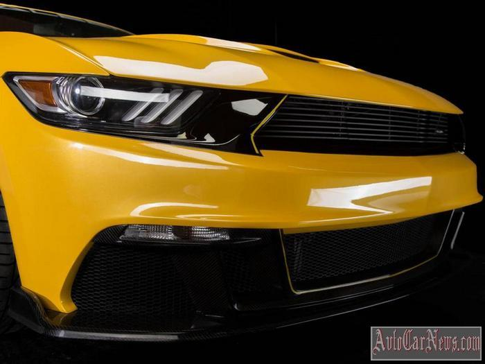 2015 Saleen S302 Black Label Photo