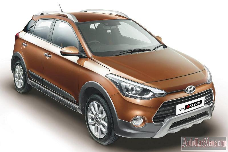 2015 Hyundai i20 Active Photo