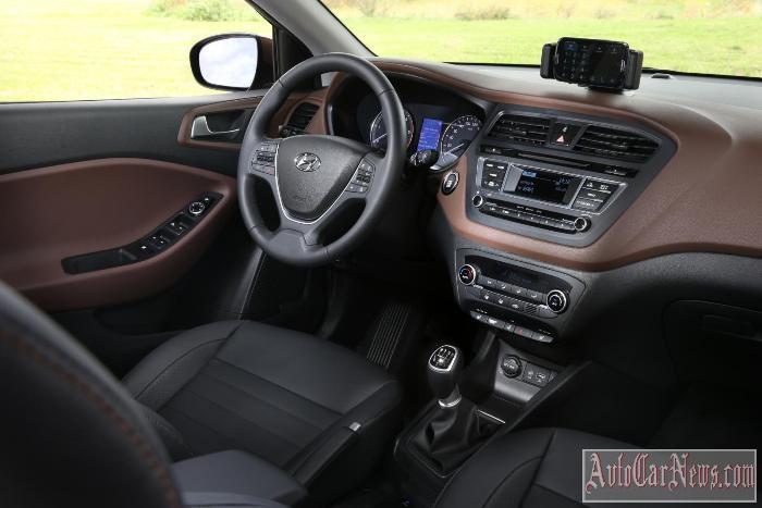 2015 Hyundai ix20 Geneva Photo
