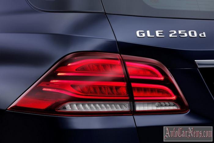2015 Mercedes-Benz GLE 250d Photo
