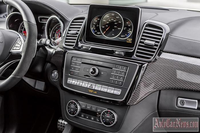2015 Mercedes-Benz GLE 63 AMG Photo