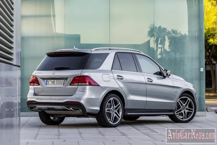 2015 Mercedes_Benz GLE 500d Photo