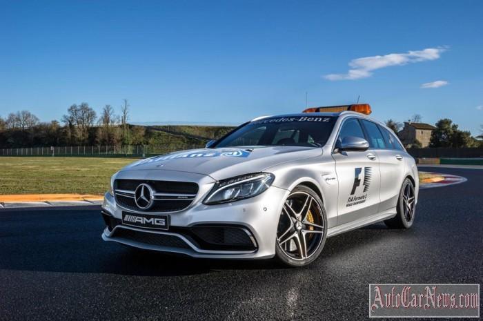 2015 Mercedes C 63 AMG Photo